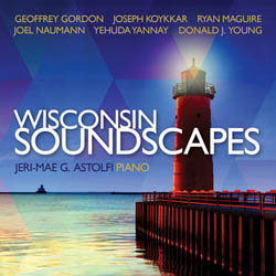 Wisconsin Soundscapes album cover artwork